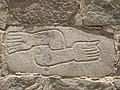 Sechín Archaeological site - relief (hands).jpg