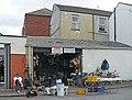 Second hand shop, Tredegar Street - geograph.org.uk - 1045404.jpg