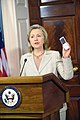 Secretary Clinton Delivers a Statement on the Flooding in Pakistan (4863902984).jpg
