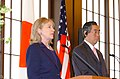 Secretary Clinton and Foreign Minister Matsumoto (5627627428).jpg