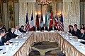 Secretary Kerry Hosts a Meeting on Syria in New York City (21163247434).jpg