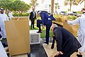 Secretary Kerry Removes His Shoes Before Entering the Sheikh Zayed Grand Mosque (23245006345).jpg