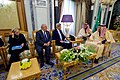 Secretary Kerry Sits With King Salman (31570308882).jpg