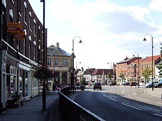 Selby town and civil parish in North Yorkshire, England