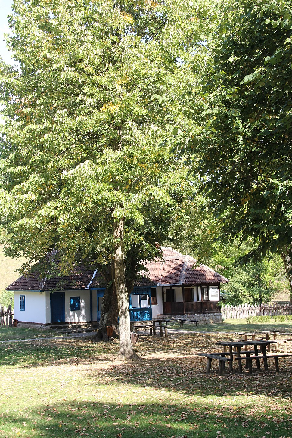Selo Brankovina - opština Valjevo - zapadna Srbija - Kulturno-istorijska celina Brankovina 9