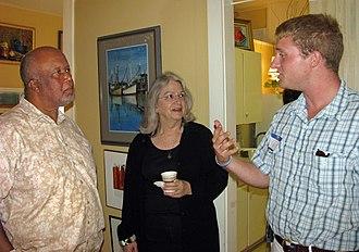Bennie Thompson - Thompson with Mississippi Democrats