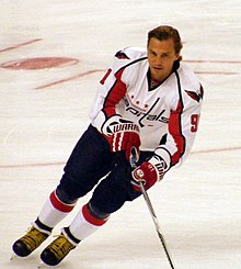Fedorov as a member of the Washington Capitals 7e0e049017be