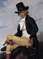 Portrait of Pierre Sériziat