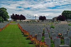 Serre-lès-Puisieux - Serre Road Cemetery No. 2.