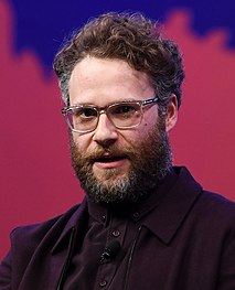 Seth Rogen American-Canadian actor, comedian, writer, producer, and director