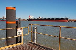 Port of Port Hedland Major Australian seaport