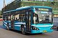 Shanghai Bus AnJu Line - SW10-052 - Sunwin - SWB6107HG4 - HuangQing Road (14427225125).jpg