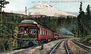 Oregon Railroad and Navigation Company