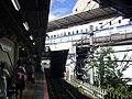 Shinkansen Shin-Yokohama station solid crossing railway lines 07.jpg