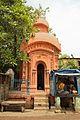 Shiva Mandir - East Facade - 48 Raj Narayan Roy Choudhury Ghat Road - Howrah 2014-06-15 5115.JPG