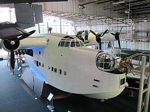 Short Sunderland at RAF Museum London.JPG