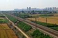 Shuozhou-Huanghua Railway in Dingzhou (20170607152800).jpg