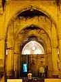 SidiSaiyad Mosque in night view.jpg