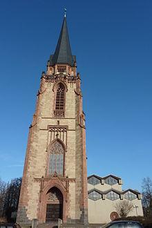 Katholische Kirche Siegburg