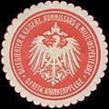 Siegelmarke Delegierter des Kaiserl. Kommissars und Militär-Inspekteurs der freiwilligen Krankenpflege W0355943.jpg