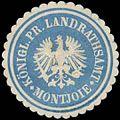 Siegelmarke K.Pr. Landrathsamt Montjoie W0387656.jpg