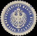 Siegelmarke K. Marine Kommando der V. Flottille W0364170.jpg