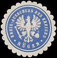 Siegelmarke Kreis-Ausschuss des Kreises Rügen W0387715.jpg