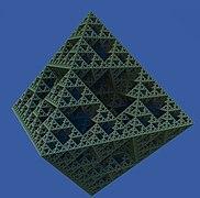 Sierpinski-Oktaeder (Frontalaufnahme) (ganzes Fraktal).jpg