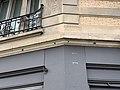 Signature d'architecte Germain Bouilhères (1911) Boulevard des Belges (Lyon).jpg