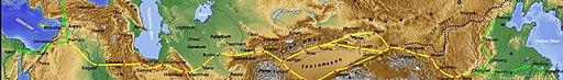 Silk Road banner