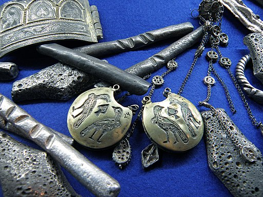 Silver Adornments of the Vishchyn Treasure Trove