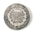 Silvermedalj, 1786 - Skoklosters slott - 109494.tif