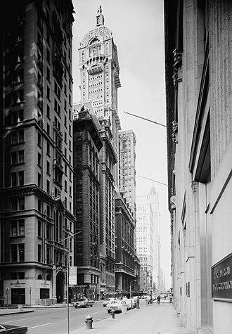 Singer Building - Image: Singer Building 2
