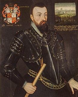 James Wilsford English soldier