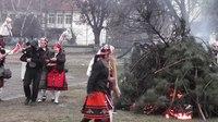 File:Sirni Zagovezni, Bulgaria, Gorno Sahrane Vilage, 06.03.2011, Copyleft, Part 2.webm