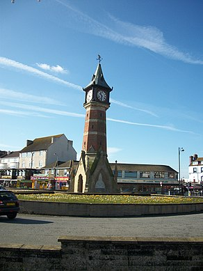 Skegness Clock Tower - geograph.org.uk - 1762444.jpg