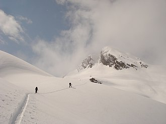 Cariboo Mountains - Backcountry skiing in the Cariboo Mountains