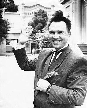 Slava Zaitsev - Slava Zaitsev in the 1980s.