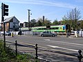 Sleaford Station and Level Crossing - geograph.org.uk - 410787.jpg