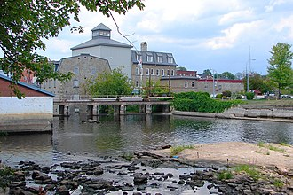 Smiths Falls - Image: Smiths Falls ON