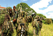 Snipers Compete in Sniper Stalking Event Image 4 of 6