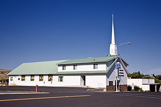 Evangelical Free Church of America - Community Evangelical Free Church of Soap Lake, Washington