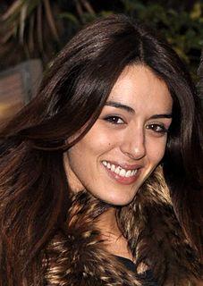 Sofia Essaïdi French-Moroccan singer