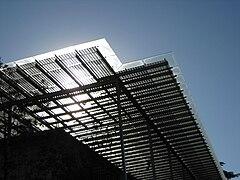 Академия наук в Калифорнии обзавелась крышей зеленой