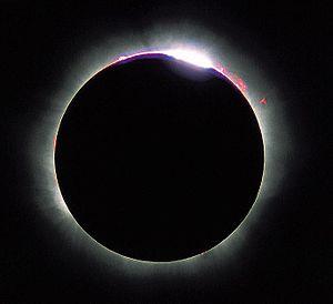 Mythology of Heroes - Image: Solar eclips 1999 6