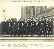 Solvay conference, 1922.jpg