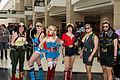 Some Pin Up Superheroes - C2E2 2015 (16659383464).jpg