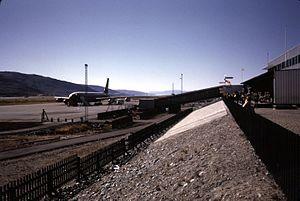 Sondrestrom Air Base - Sondrestrom Air Base, 1974