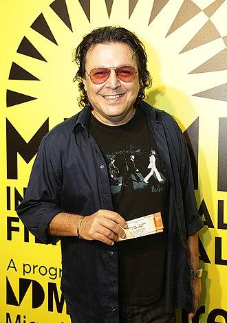 Rudy Pérez - Pérez at the 2014 Miami International Film Festival