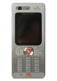 Image illustrative de l'article Sony Ericsson W880i